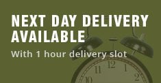 1 Hour Delivery Slot