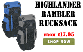 Walking and Military Rucksacks