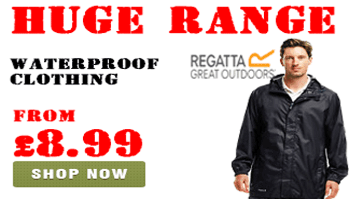 Regatta Waterproof Clothing
