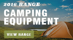 Camping Equipment 2016