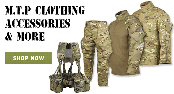 M.T.P / Multicam Clothing