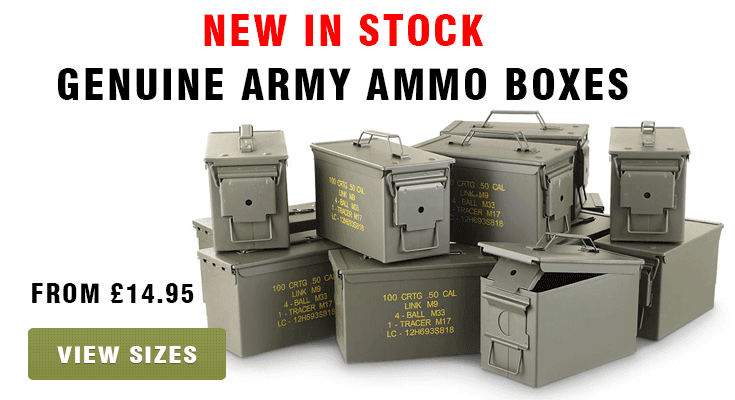 Ammo Boxes Box