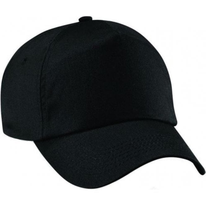 Absolute Apparel Black Baseball Cap