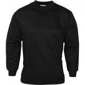 Black Sterling Sweatshirt 300g