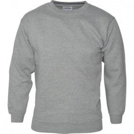 Grey Sterling Sweatshirt 300g