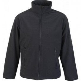Men Adults Woven Stretch Wind Resistant Softshell Classic