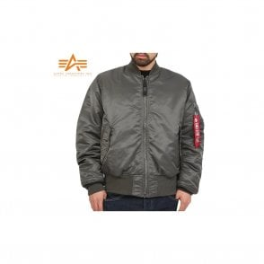 MA-1 Original Flight Bomber Jacket Grey