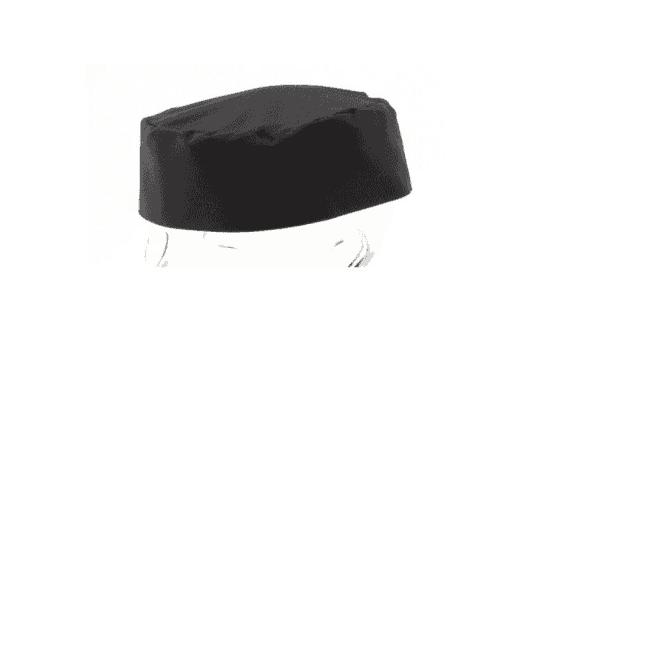 Army&Navy Black Chefs Skull Cap