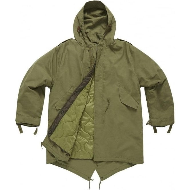 Army&Navy M51 Fish Tail Parka with Liner