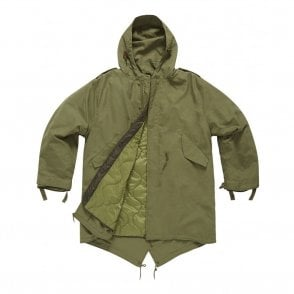 M51 Fish Tail Parka with Liner