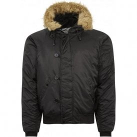 N2B MA3 Short Parka Jacket