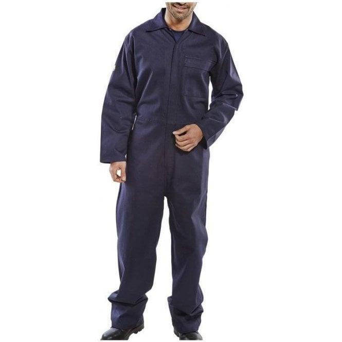 B-Click Workwear Fire Retardant Boiler Suit