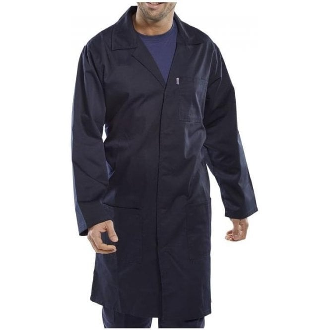 B-Click Workwear Warehouse Overall Coat