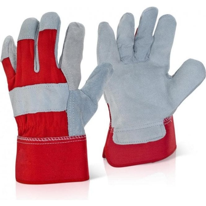BeeSwift Canadian Chrome Rigger Gloves