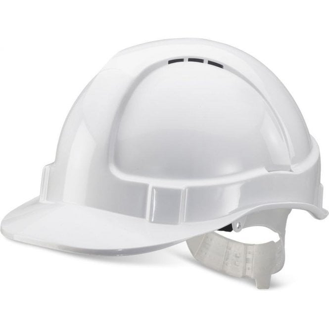 BeeSwift Hard/Safety Hat White