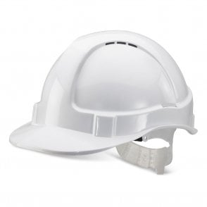 Hard/Safety Hat White