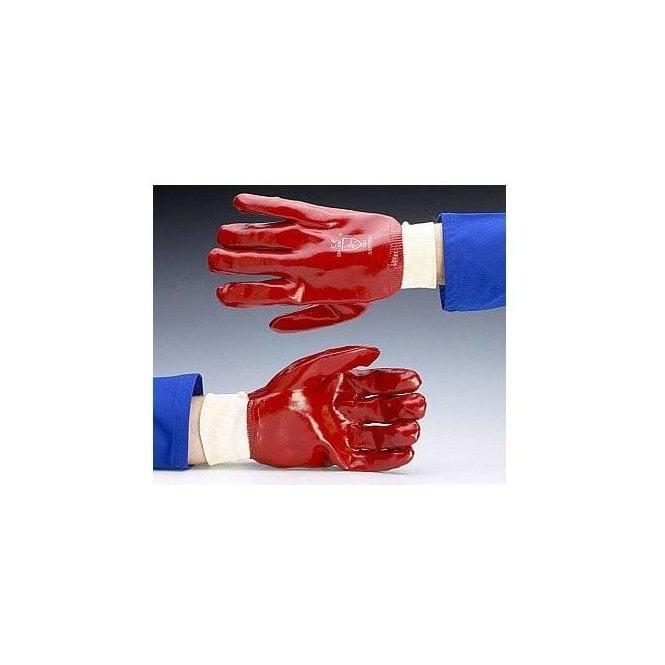 BeeSwift PVC Knit-wrist Gloves