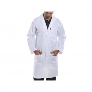 Warehouse Overall Lab Coat