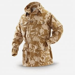 Genuine British Army Desert Windproof Smock