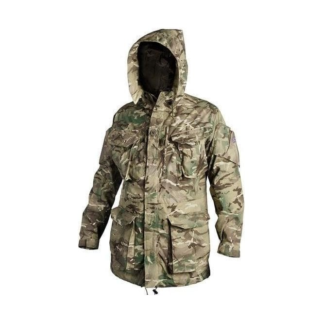 British Army Surplus Genuine British Army Grade 1 M.T.P PCS SAS Windproof Smock Jacket