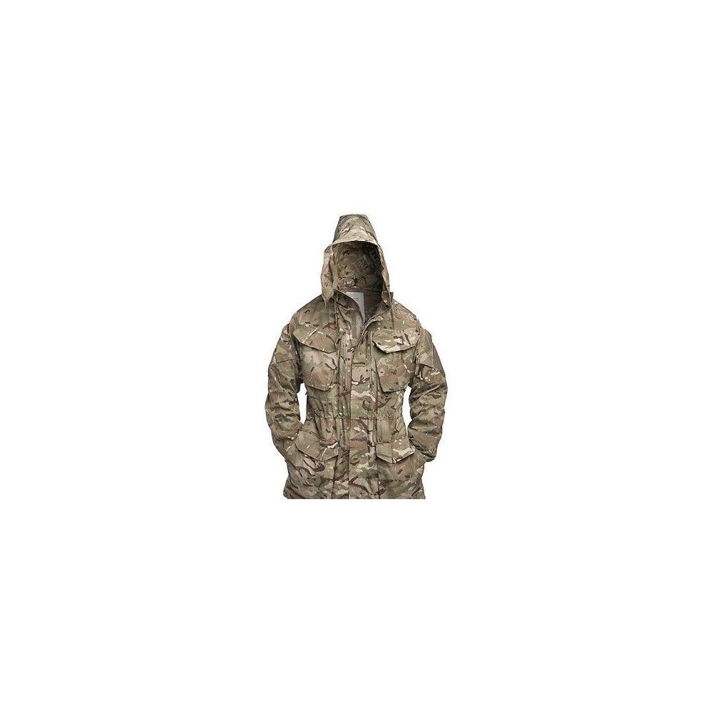 Genuine British Army Grade 1 M T P PCS SAS Windproof Smock Jacket