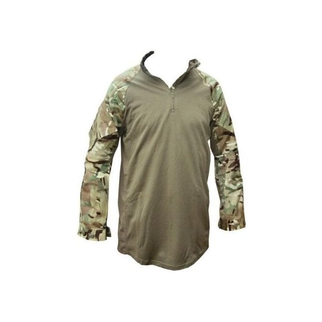 British Army Surplus Genuine British Army Grade 1 M.T.P PCS Ubacs Shirt
