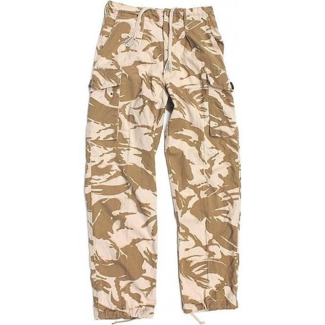 British Army Surplus Genuine British Desert Trousers