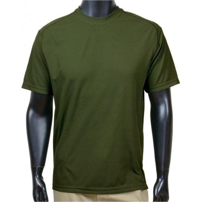 British Army Surplus Genuine Issue Wicking T-shirt - Grade 1