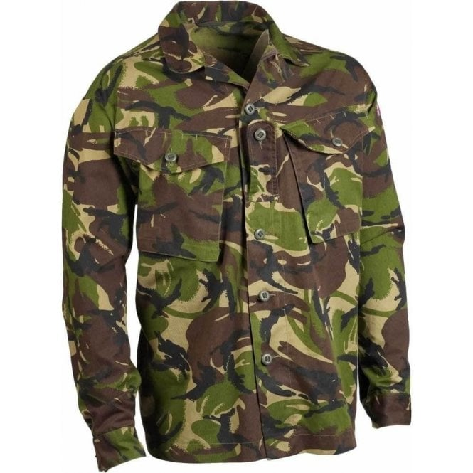 British Army Surplus Genuine Soldier 95' Woodland DPM Combat Shirt