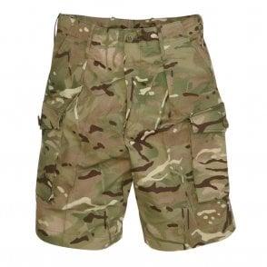 MTP Camouflage Combat Shorts