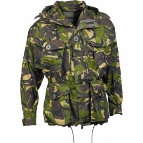 Sold 95' Wind-proof DPM Woodland Smock Jacket