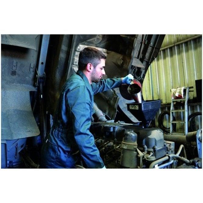 Castle 344 Stud Front Polycotton Boilersuit/Coverall