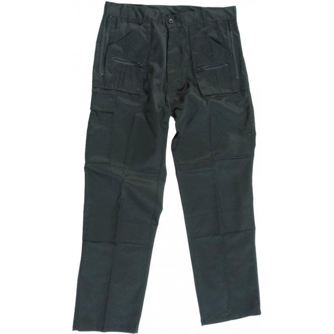 Castle Action Work Trousers Black