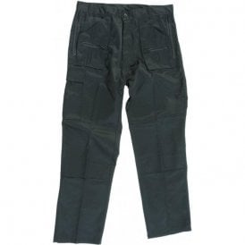 Action Work Trousers Black