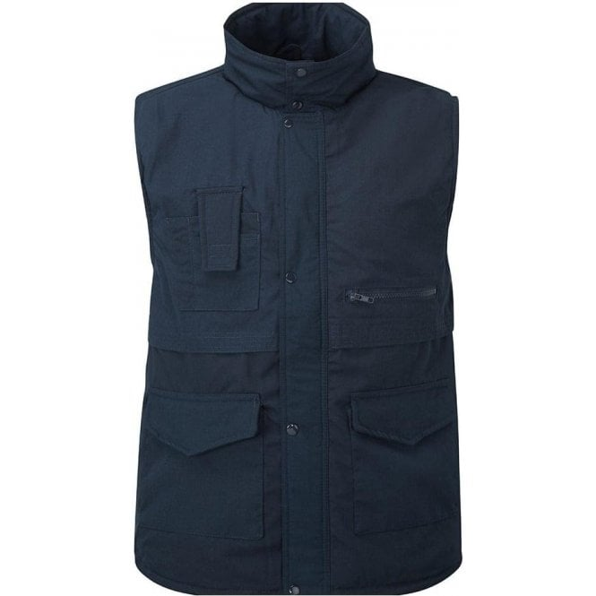 Castle Navy 222 Wroxham Bodywarmer