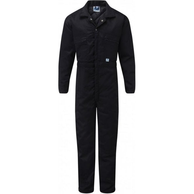 Castle Quilted Boilersuit Coverall