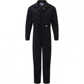 Quilted Boilersuit Coverall