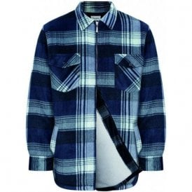 Lomond Fleece Lined Lumber Jacket