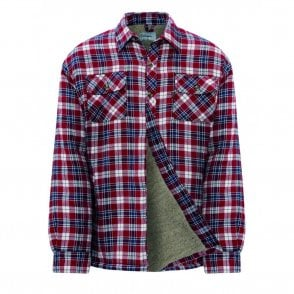 Pennine Fleece Lined Lumber Shirt