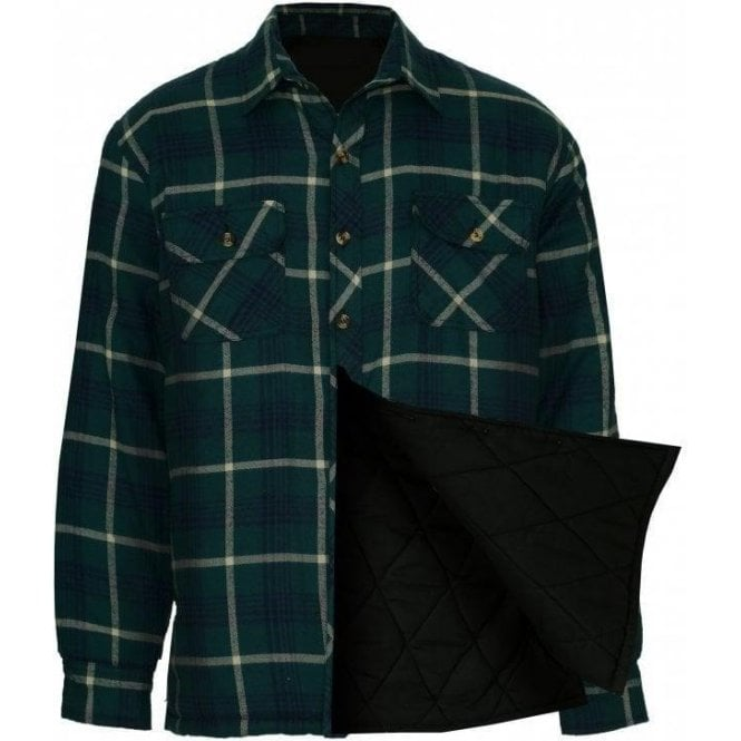 Champion Totnes Quilted Lumber Shirt