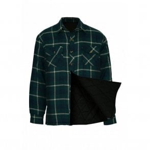 Totnes Quilted Lumber Shirt
