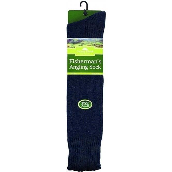 David James Longer Length Fisherman Seaboot Style Socks HIKING/FISHING