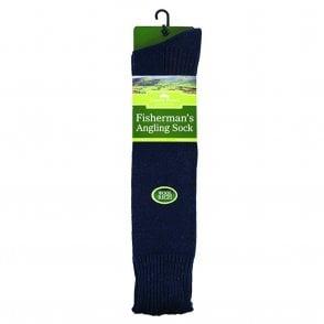 Longer Length Fisherman Seaboot Style Socks HIKING/FISHING
