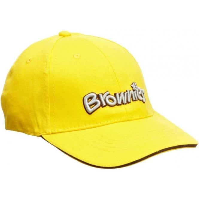 David Luke Brownie Girl's Baseball Hat Cap