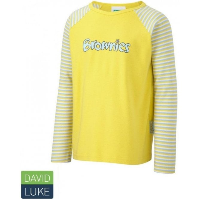 David Luke Brownie Long Sleeve T-Shirt