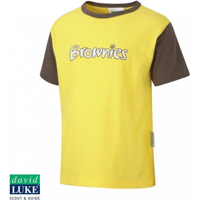 David Luke Brownie Short Sleeve T-Shirt