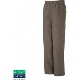 Official Brownies Girl Guides Uniform Girls Brown Trousers
