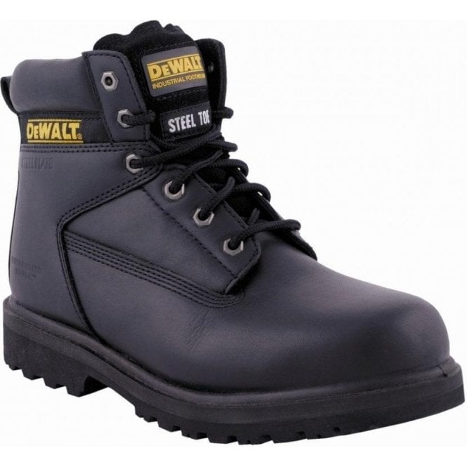 DeWalt Black Maxi Men's Safety Boots