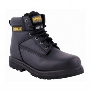 Black Maxi Men's Safety Boots