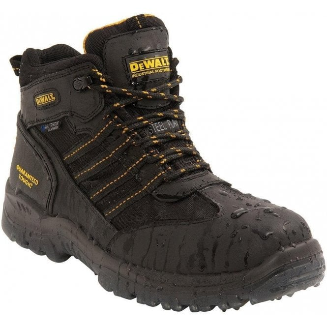 DeWalt Black Nickel Safety Boots